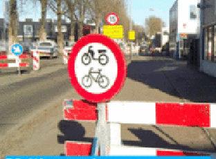 Veilig werken op wegen